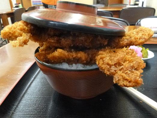 ニコニコ亭群馬渋川のデカ盛りソースカツ丼014