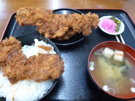 ニコニコ亭群馬渋川のデカ盛りソースカツ丼020