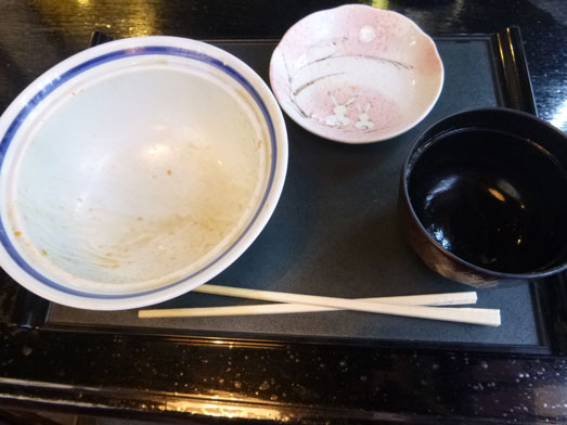 佐原おけまつ桶松食堂のかつ丼050