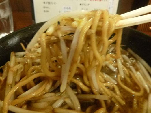 男気らーめんアカギ黒醤油らーめん麺大盛り野菜増し020