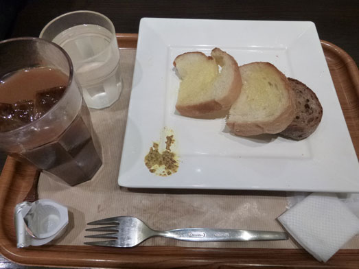 サンドッグイン神戸屋八重洲店モーニングパン食べ放題017
