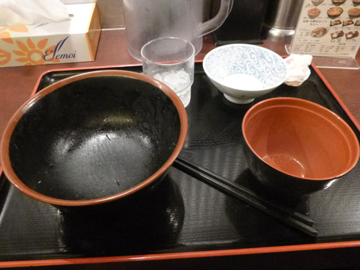 昭和食堂秋葉原駅前店でスタミナ丼メガ盛り050