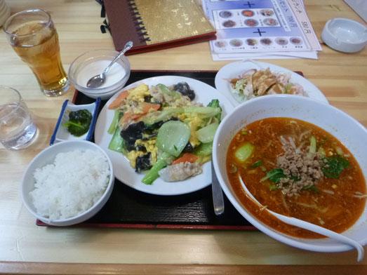 中国料理鉄人千葉旭店週替わりランチメニュー019