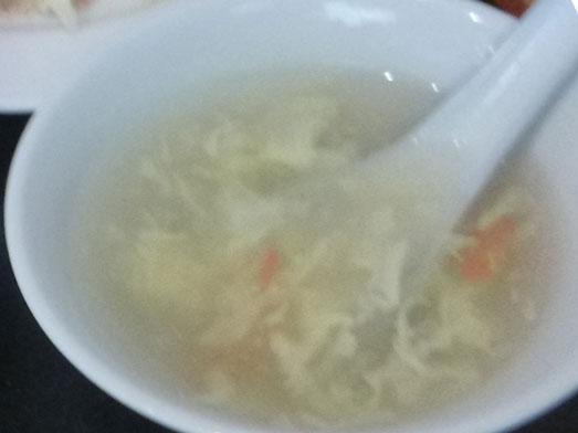 中国料理鉄人大網店の唐揚げご飯セット043