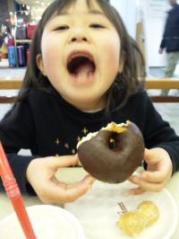 ミスタードーナツ ¥100セール中♪