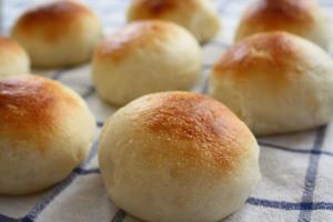 シンプル☆まるパン