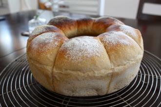 黒糖リングパン
