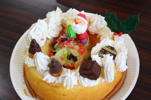 まこちゃんケーキ