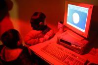 月食をシュミレーションで平行観察