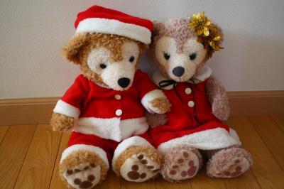 サンタ Duffy&ShellieMay
