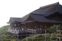 本堂と舞台
