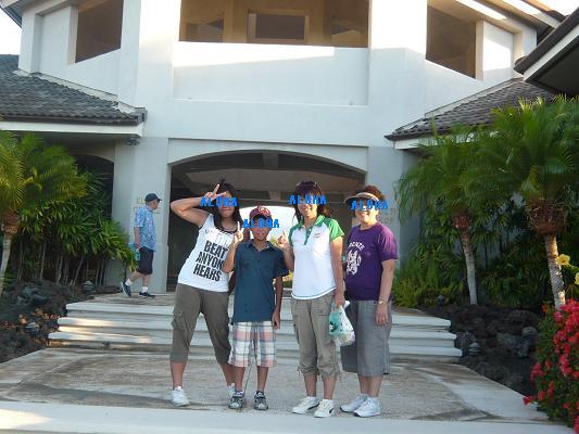 ハワイ島ゴルフ2