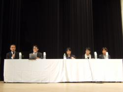 2011懇話会10周年シンポジウムjpg