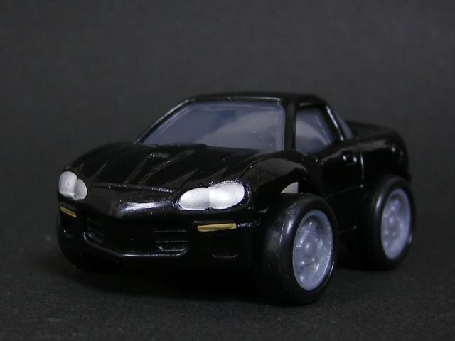 シボレー カマロ SS 2002 ~サントリーコーヒーボス 憧れの名車コレクション~