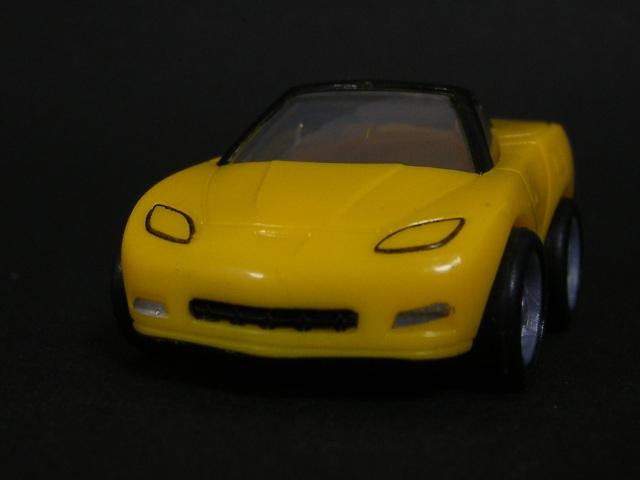2010 コルベット C6 ~サントリーコーヒーボス 憧れの名車コレクション~