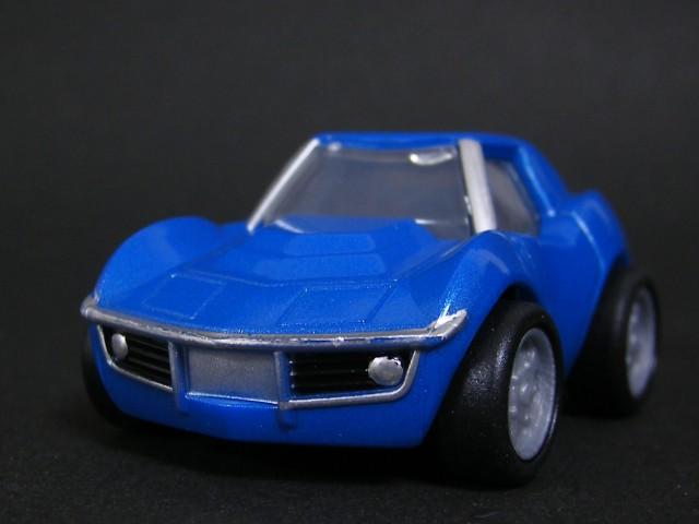 1968 コルベット C3 ~サントリーコーヒーボス 憧れの名車コレクション~