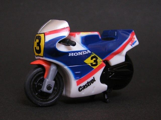 1983 NS500 ~サントリーコーヒーボス 走る!最速バイクコレクション~