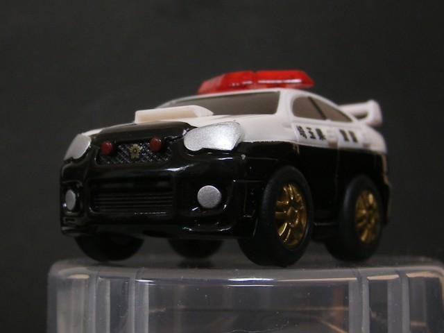 SUBARU IMPREZA WRX STI 高速パトカー ~THE POLICE~
