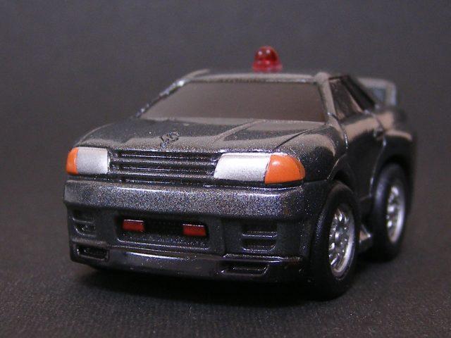 NISSAN SKYLINE GT-R(R32) 覆面パトカー ~THE POLICE~