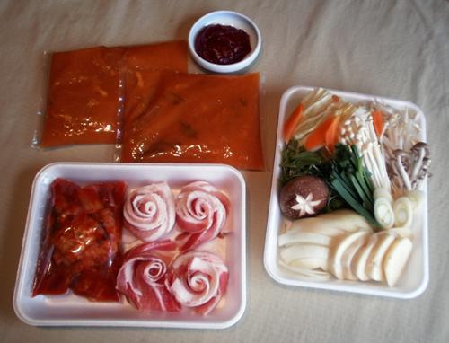 キムチ鍋画像3