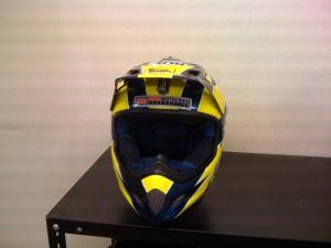 オジャヘルメット1