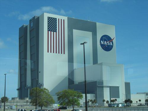 スペースシャトル組立棟
