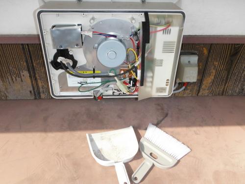 山口市阿知須 I様邸 TOTO 浴室暖房乾燥機 三乾王 TYR260 取付工事