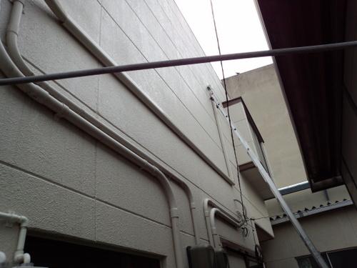 日立エアコン RAS-SX40C2 取付工事