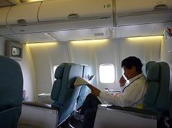 プーケット2010 その1 大韓航空