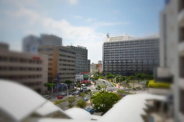 那覇の市内