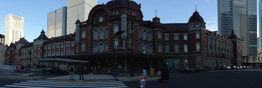 パノラマ東京駅