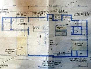 建築家プラン2階