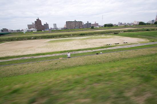 矢田川風景-4