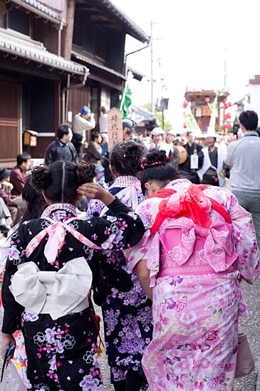 関宿まつり-2
