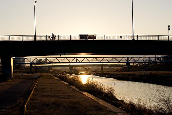 矢田川河川敷-12