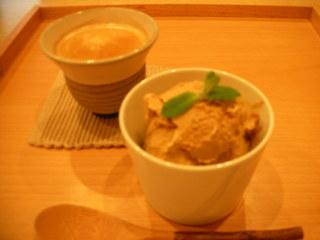 16区コーヒー味アイス