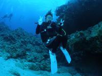 沖縄ダイビングライセンスレベルアップ