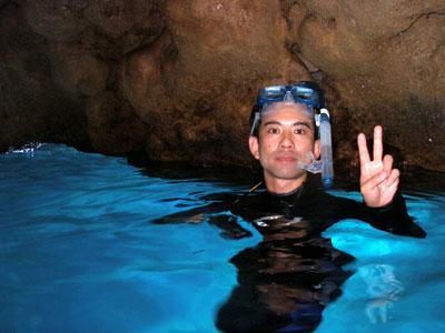 那覇出発青の洞窟ツアー