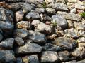 浜松城石垣1。