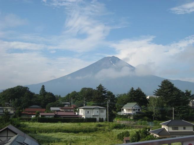 7月9日富士山