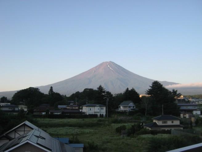 7月12日富士山