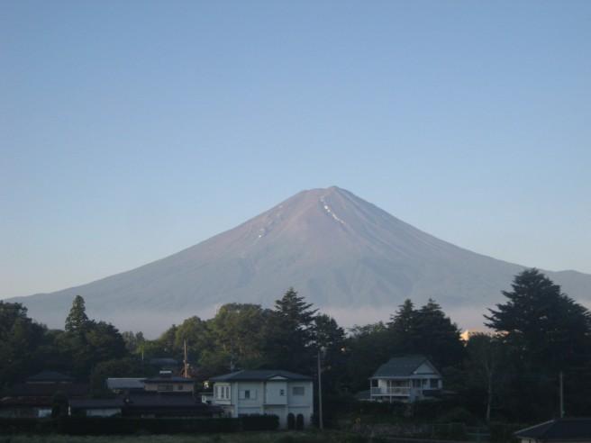 7月16日富士山