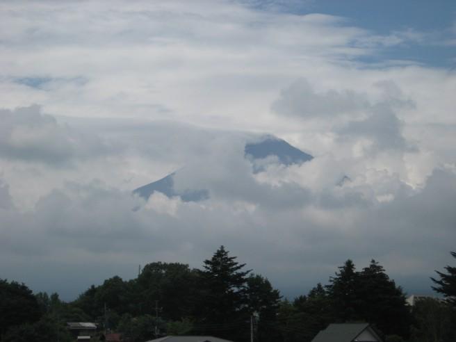 7月30日富士山