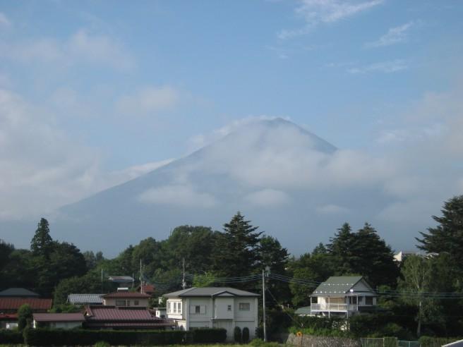 8月2日富士山