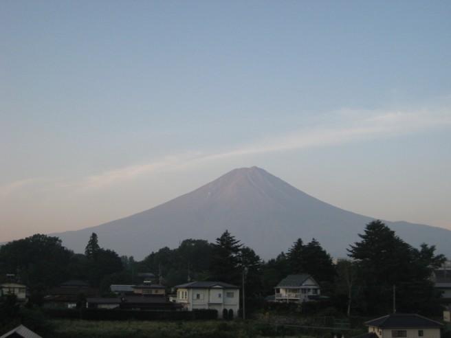8月10日富士山