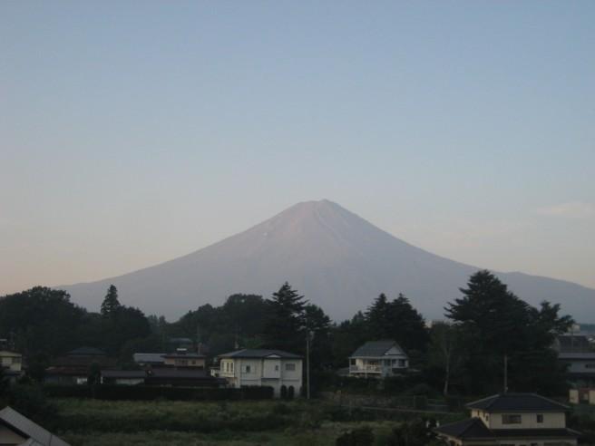 8月11日富士山
