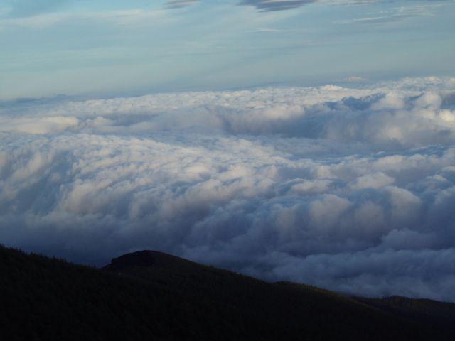 五合目雲海
