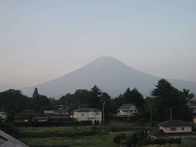 8月16日富士山