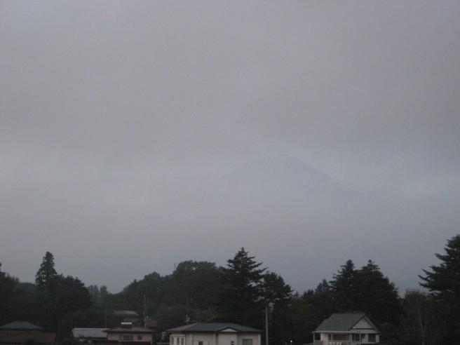 8月17日富士山