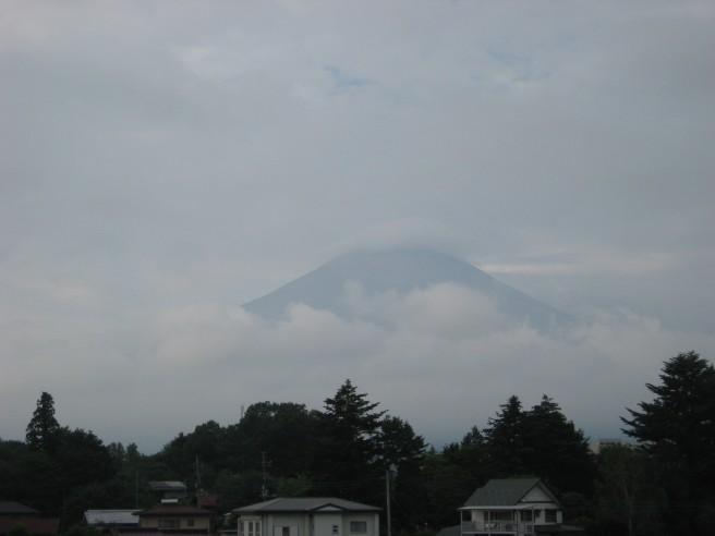 8月19日富士山